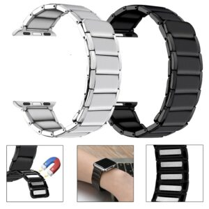 For Apple Watch Magnetic Strap Series 5 4 3 2 1 2